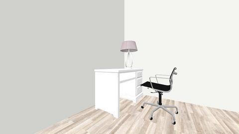 My Dream Room - Minimal - Bedroom  - by beddazledblue4life