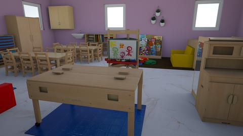 Learning environment - Kids room - by LQHLWJMCLKLKJTACZQXJNMJJHLFUCAG