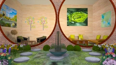 My happy garden  - Modern - Garden  - by armeen_hedayat