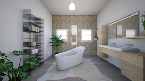 Bath time - Modern - Bathroom  - by Twerka