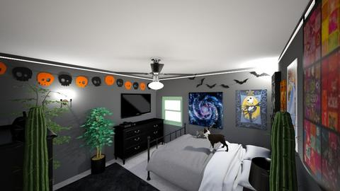dream room - by aanthonyf1508