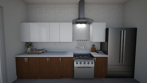 nalide kitchen - by kellinaeseth