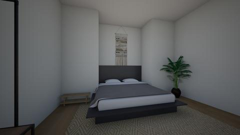 My Room layout  - Bedroom  - by JdaJackson2