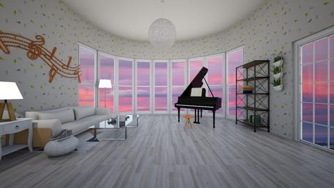 Contest iope Music Room - by Chrispow0105