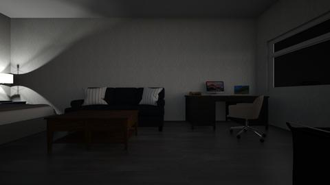 yn - Bedroom  - by httpsnoodles