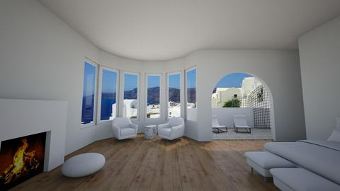 greek inspo - Bedroom  - by areinhardtmsw