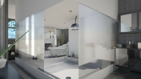Bathroom En Suite - Bathroom - by StienAerts