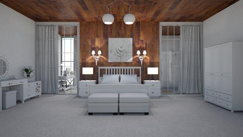 Wooden Room  - by gvidiani_nina