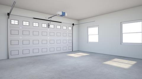 2 Car Garage Template - by rogue_46d449af66818da0928b43da9c36e