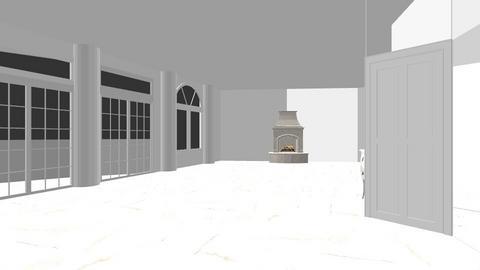 embassy reception room - by BugsBunny24