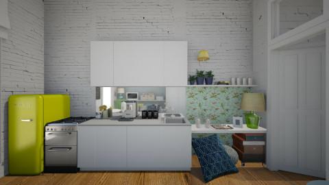 CC Woonschrift.nl - Eclectic - Living room  - by Maria Esteves de Oliveira