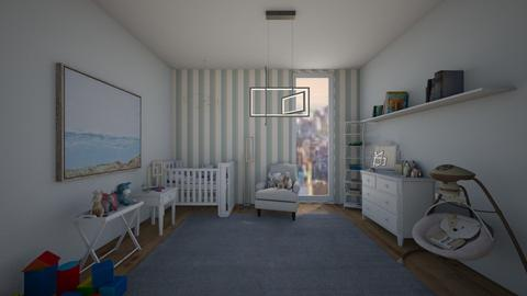 baby room - Kids room - by Isolda2207