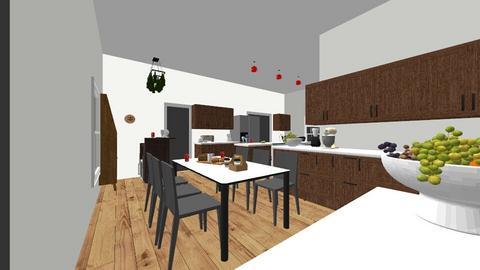 Kitchen Remodel dad 2 - Kitchen  - by maxrez74