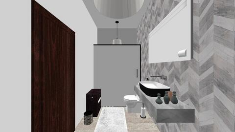 cuarto soledad 3 - Modern - Bathroom  - by renn_gcs