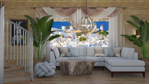 Modern Greek Living - by ivelinastt