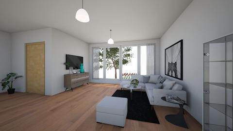 CUARTOS - Living room  - by Jackie HOME