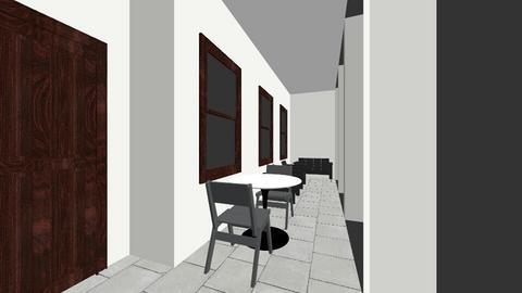 Vivian Front Porch - by West Palm Beach Studio