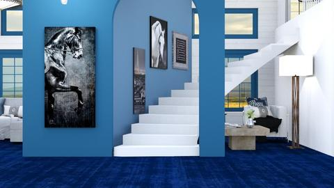 Curved Stairs_Template Na - by Horse_Lover_Mel