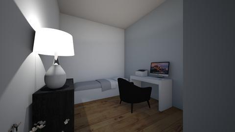 MI HABITACION - Modern - Living room - by anifernandeez98