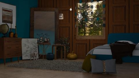tables and lamps - Bedroom  - by Adelaide8
