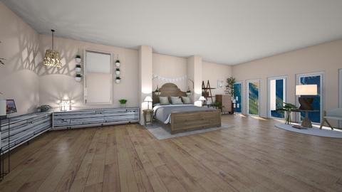Above The Bed - Bedroom  - by Maria Rachel