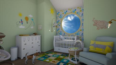 Baby Nursery - Kids room  - by Molly Taylor