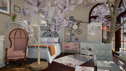 love room - Classic - Bedroom  - by lamzoi