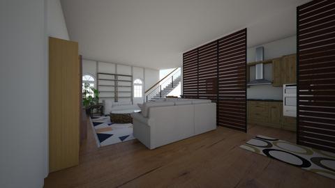 my apartment - by benoss