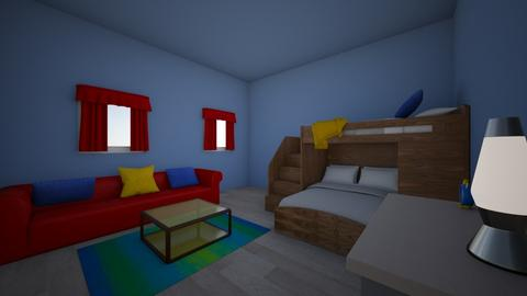 Childs Room  - Kids room  - by 0197162