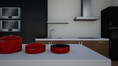 kitchen - Kitchen  - by 26eltokrys