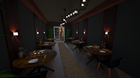 My restaurant - by ActressHannah