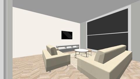 Ronald en Geertje - Living room  - by Shellyzaka