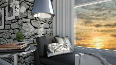 Recantos II - Living room  - by susilva