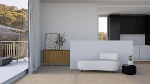 minimalistic  - Living room  - by cozB12