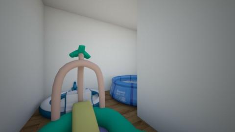 pool room - by LRK designs