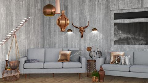 Copper_ elliers11 MB  - Living room  - by KittyT6