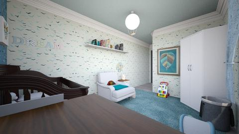 bedroom baby 10 - Classic - Kids room  - by Bianca Interior Design