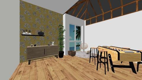 rien  - Modern - Dining room - by JADE LEON