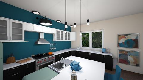 Kitchen Project - Kitchen  - by maddadewitt