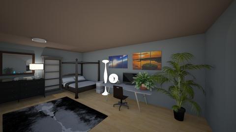 Bedroom - Modern - Bedroom  - by masen