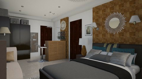 Pamahay Homes 2 - Modern - Bedroom - by mypassion