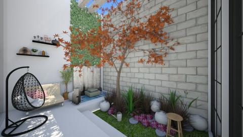 Little Sanctuary - Modern - Garden  - by ayudewi