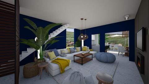 Dagmar 10 - Living room  - by valerietegenbos