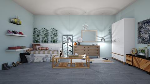 modern closet - Modern - Bedroom  - by aschaper