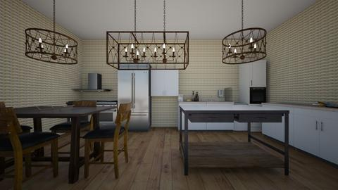 kitchen and dinning room - Kitchen  - by udontknowmeok
