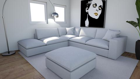 Utopia - Living room  - by TheDutchDesigner