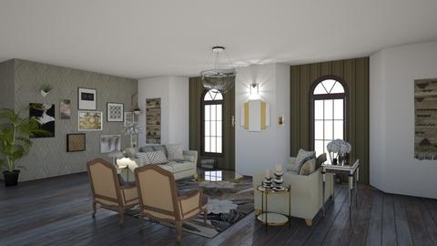 Art Deco living space - Living room  - by Foleyburns10