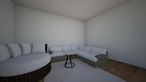livingroom - by csillama