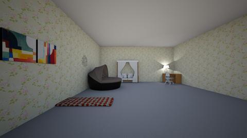 living christmas - Modern - Living room - by rhawley
