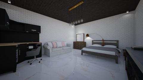 my room - Bedroom  - by _athreyan_